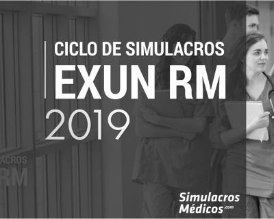 Ciclo de Simulacros – Residentado Médico 2019