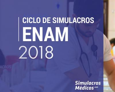 Ciclo de Simulacros – ENAM 2018