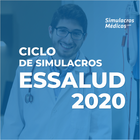 Ciclo de Simulacros – EsSalud 2020