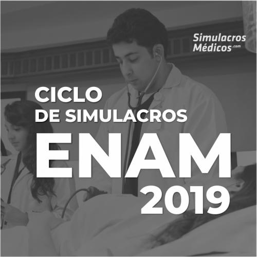 Ciclo de Simulacros – ENAM 2019