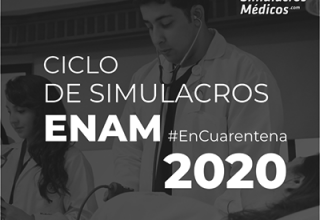 Ciclo de Simulacros – ENAM 2020 #EnCuarentena